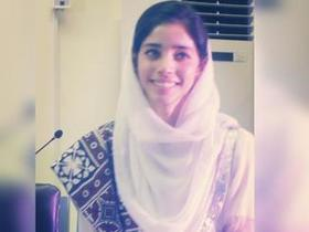 Miss Mamoona Arshad, a shortlisted nominee for the GARC World Rabies Day awards 2020.