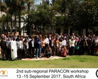 2nd sub-Regional PARACON meeting