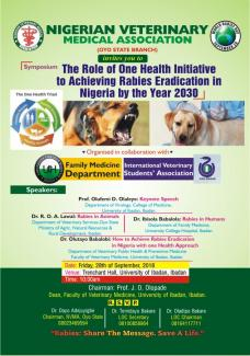 2018 NVMA Oyo State World Rabies Day Event