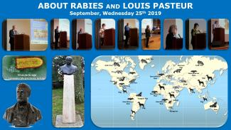 ABOUT RABIES and LOUIS PASTEUR