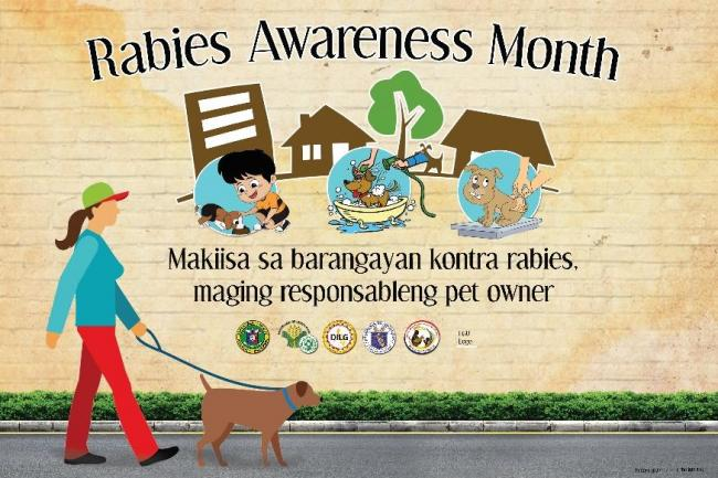 Rabies Awareness Month the Philippines 2019
