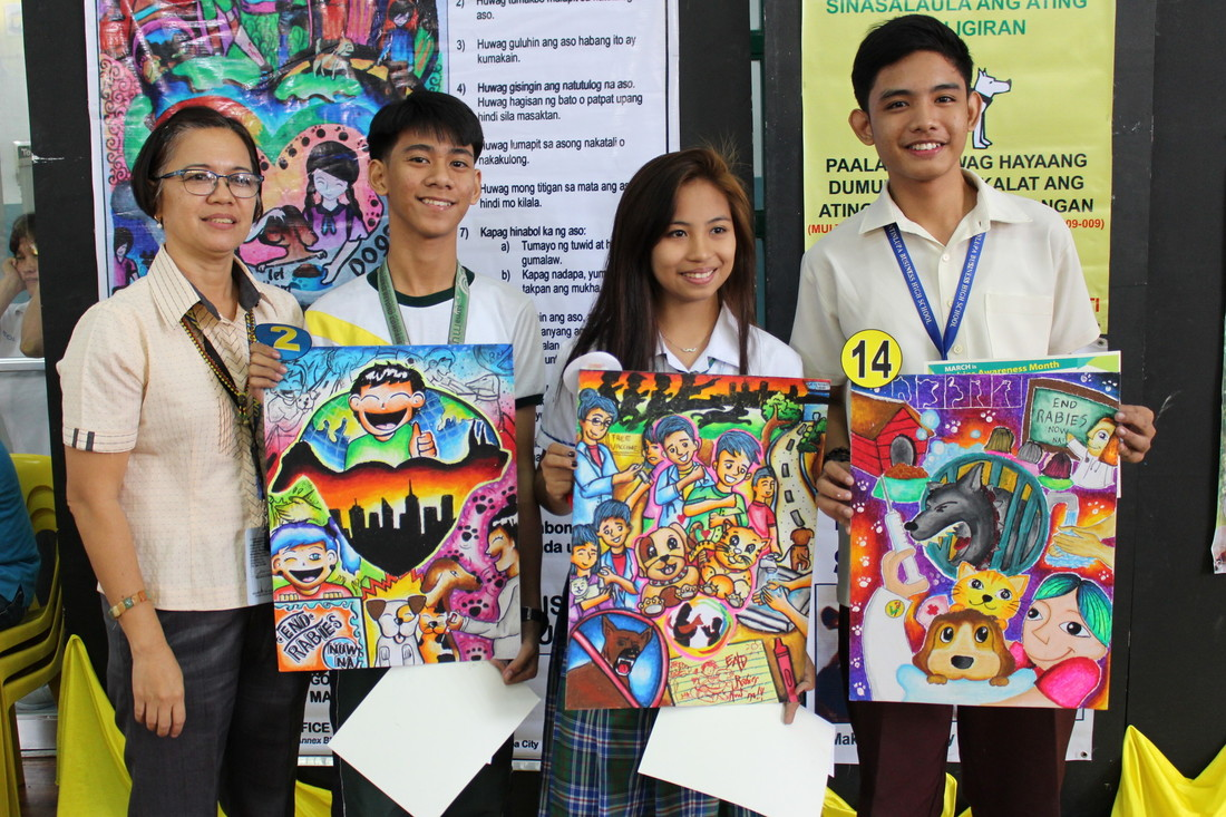 Rabies Awareness Month in the Philippines   Global Alliance for